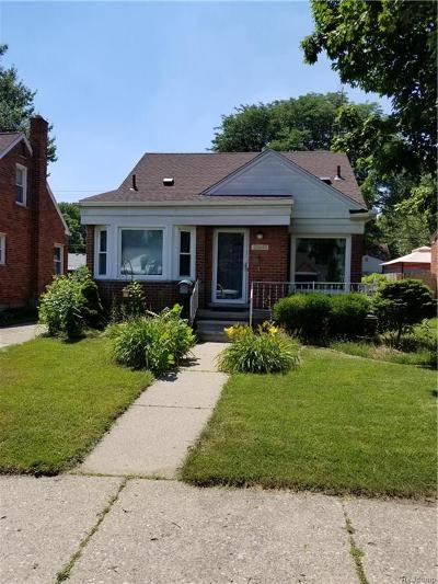Livonia Single Family Home For Sale: 10049 Inkster Road
