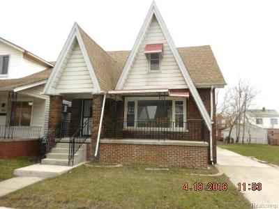 Dearborn Single Family Home For Sale: 6428 Yinger Avenue