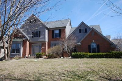 West Bloomfield Twp Single Family Home For Sale: 3327 Springbrook Court