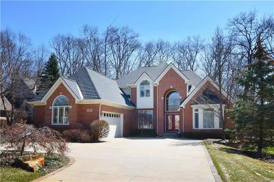 Single Family Home For Sale: 3348 Timberlake Drive