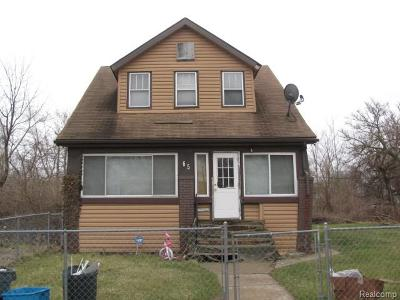 Macomb County, Oakland County, Wayne County Single Family Home For Sale: 65 Portage Street