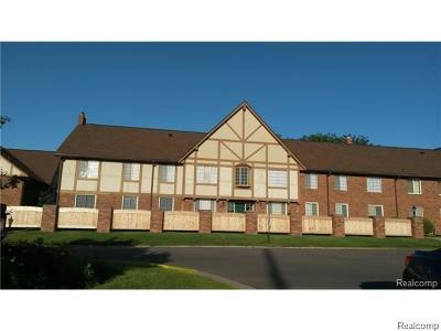 Southfield Condo/Townhouse For Sale: 30200 Southfield Road #208