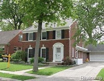 Dearborn Single Family Home For Sale: 336 Meridan