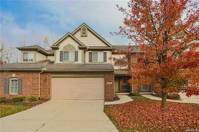Canton Condo/Townhouse For Sale: 44670 Heather Lane