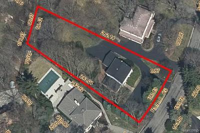 Birmingham Residential Lots & Land For Sale: 300 Shirley Road