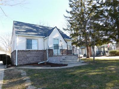 Sterling Heights, Shelby Twp, Utica Single Family Home For Sale: 8511 24 Mile Road