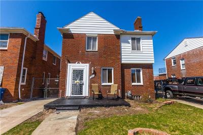 Wayne County Single Family Home For Sale: 18675 Kentucky Street