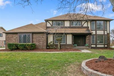 Farmington Single Family Home For Sale: 35379 Northmont