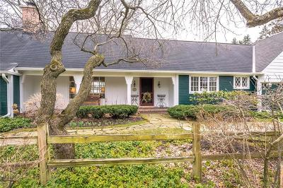 Bloomfield Twp Single Family Home For Sale: 845 Lone Pine Road