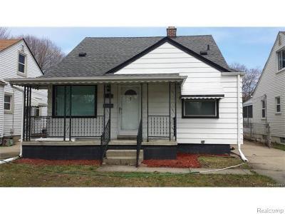 Oakland County, Macomb County, Wayne County Single Family Home For Sale: 14532 Keppen Avenue