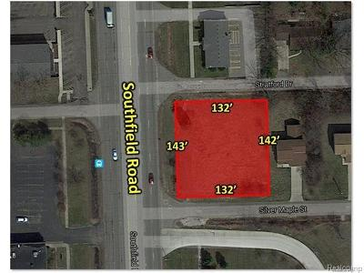 Southfield Residential Lots & Land For Sale: 24412 Southfield Road