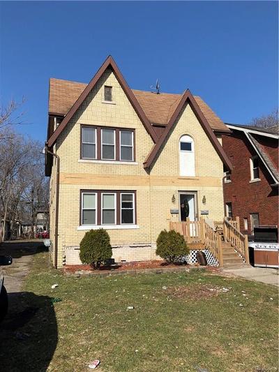 Multi Family Home For Sale: 51 Waldo Street