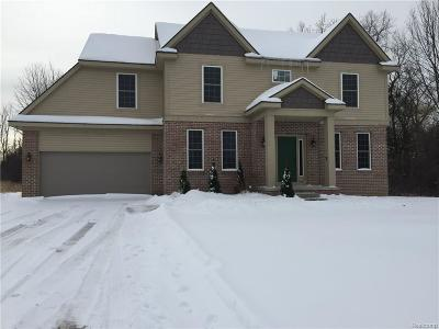 West Bloomfield Twp Single Family Home For Sale: 5767 Greer