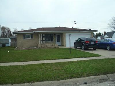 Sterling Heights Single Family Home For Sale: 33016 Shelley Lynne Drive