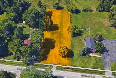 New Baltimore Residential Lots & Land For Sale: 52525 Washington Street