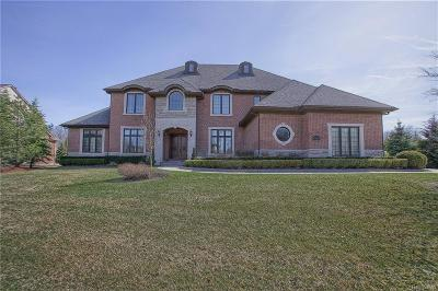 Novi Single Family Home For Sale: 47625 Cheltenham Drive