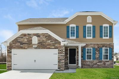 Van Buren Twp Single Family Home For Sale: 42856 N Cumberland Drive