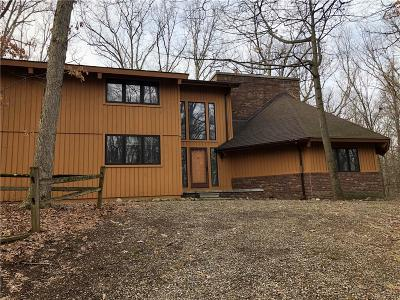 Oakland County Single Family Home For Sale: 1543 White Lake Rd Road