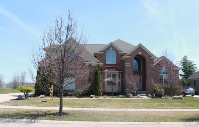 Shelby Twp Single Family Home For Sale: 55142 Whispering Hills Drive