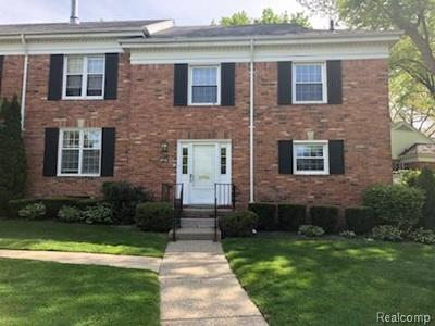 BLOOMFIELD Condo/Townhouse For Sale: 1400 Trailwood Path