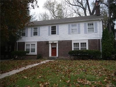Grosse Pointe Multi Family Home For Sale: 504 Neff Road