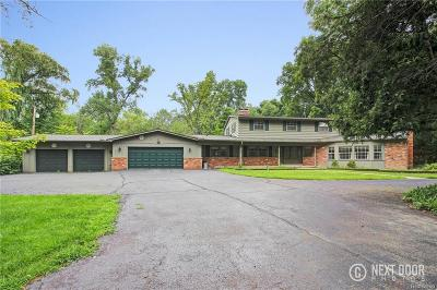 Farmington Hills Single Family Home For Sale: 34341 Brittany Drive