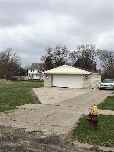 Macomb County, Oakland County, Wayne County Residential Lots & Land For Sale: 307 Kenilworth Street
