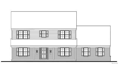 Lyon Twp Single Family Home For Sale: 57908 Tawas Court