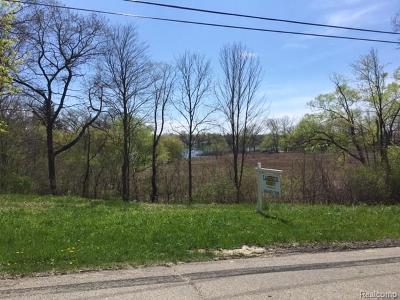 Waterford Twp Residential Lots & Land For Sale: 3039 McCormick