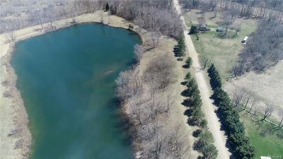 Washington Twp Residential Lots & Land For Sale: Inwood/Dequindre - Parcel B