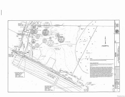 Livingston County Residential Lots & Land For Sale: E Grand River