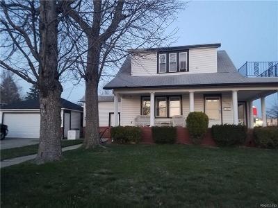 Hazel Park Single Family Home For Sale: 23020 Vassar Avenue