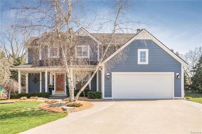 Auburn Hills Single Family Home For Sale: 3780 Eaton Gate Lane