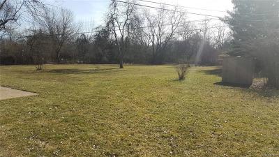 Troy Residential Lots & Land For Sale: 1230 Glaser