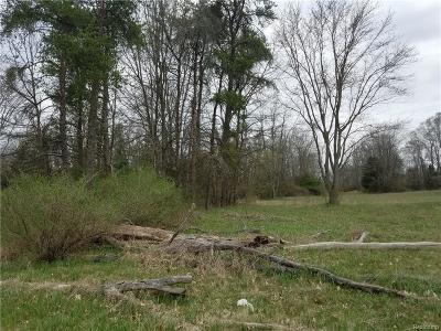 Howell Twp Residential Lots & Land For Sale: 1370 Mason Road