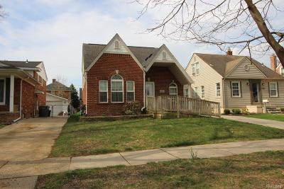 Dearborn Single Family Home For Sale: 22171 Nowlin Street