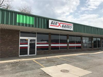 Commercial Lease For Lease: 600 N Telegraph Road