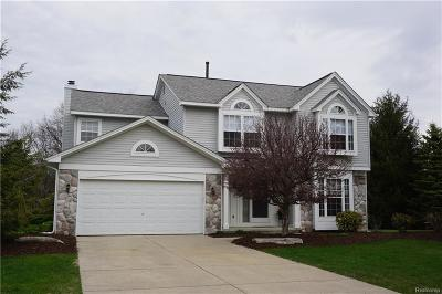 Lake Orion Single Family Home For Sale: 621 Leyland Court