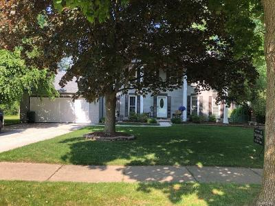 Rochester MI Single Family Home For Sale: $359,900