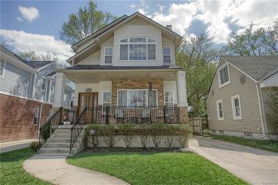 Birmingham Single Family Home For Sale: 1274 E Lincoln Street