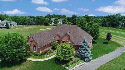 Oxford Single Family Home For Sale: 1625 Royal Birkdale Drive