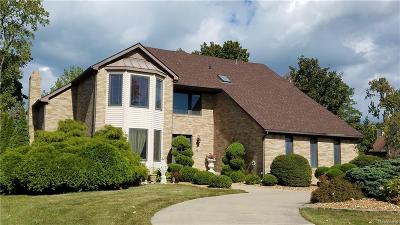 Single Family Home Pending: 8644 Marquette Drive