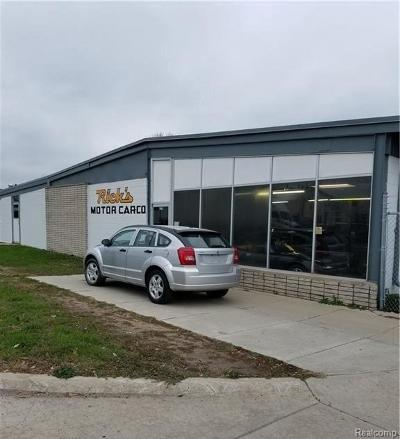 Commercial Lease For Lease: 870 Cesar E Chavez Avenue