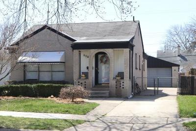 Macomb County Single Family Home For Sale: 20112 Rosedale