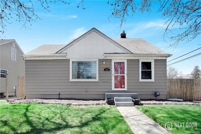 Ferndale Single Family Home For Sale: 1991 Leitch Road