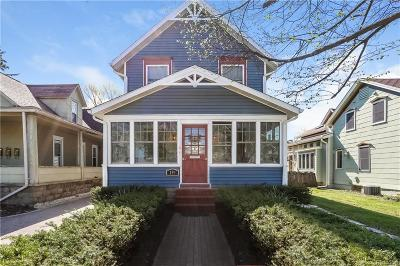 Plymouth Single Family Home For Sale: 195 S Union Street