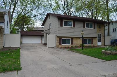 Inkster Single Family Home For Sale: 29428 Edward Drive