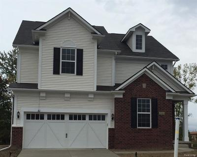Novi Single Family Home For Sale: 28364 Hanover Drive