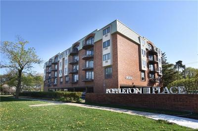 Birmingham Condo/Townhouse Contingent - Continue To Show: 35300 Woodward Avenue #506