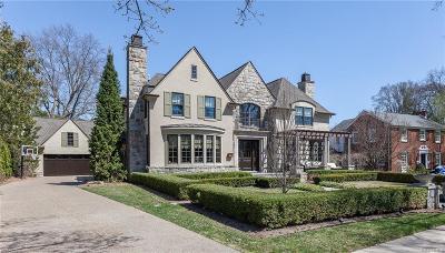 Birmingham Single Family Home For Sale: 990 Pilgrim Avenue